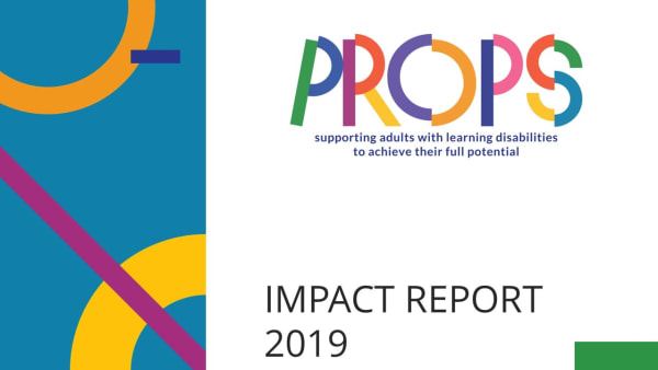 PROPS 2019 Impact report published